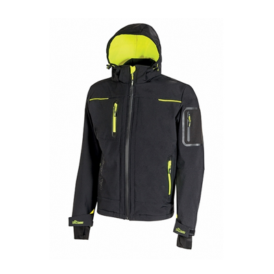 Giacca in softshell Modello SPACE