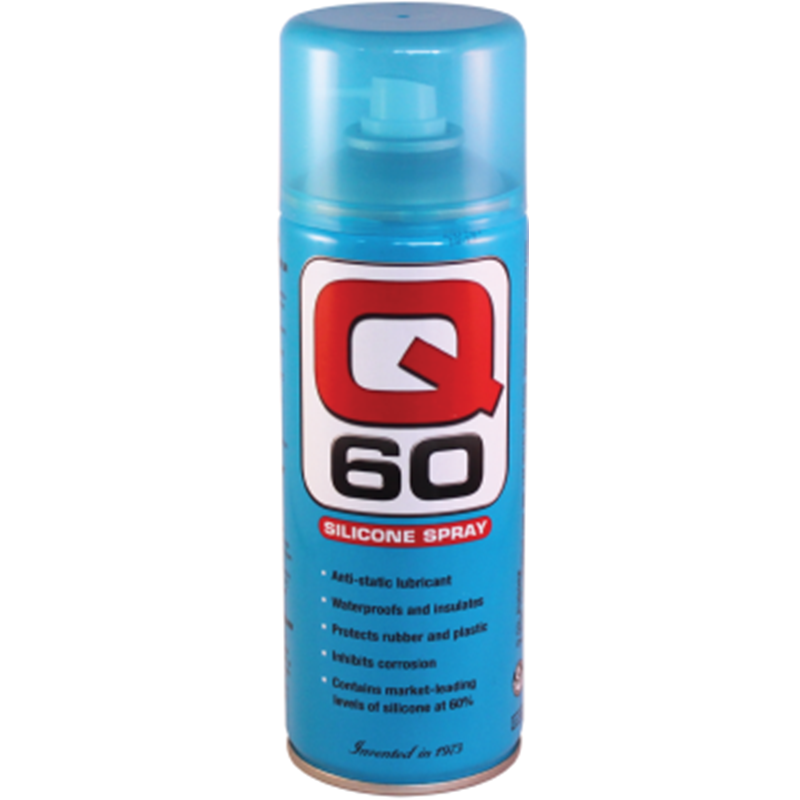 SPRAY AL SILICONE Q 60