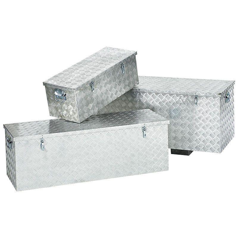 Bauli in alluminio arredamento industriale pierobon for Bauli arredamento